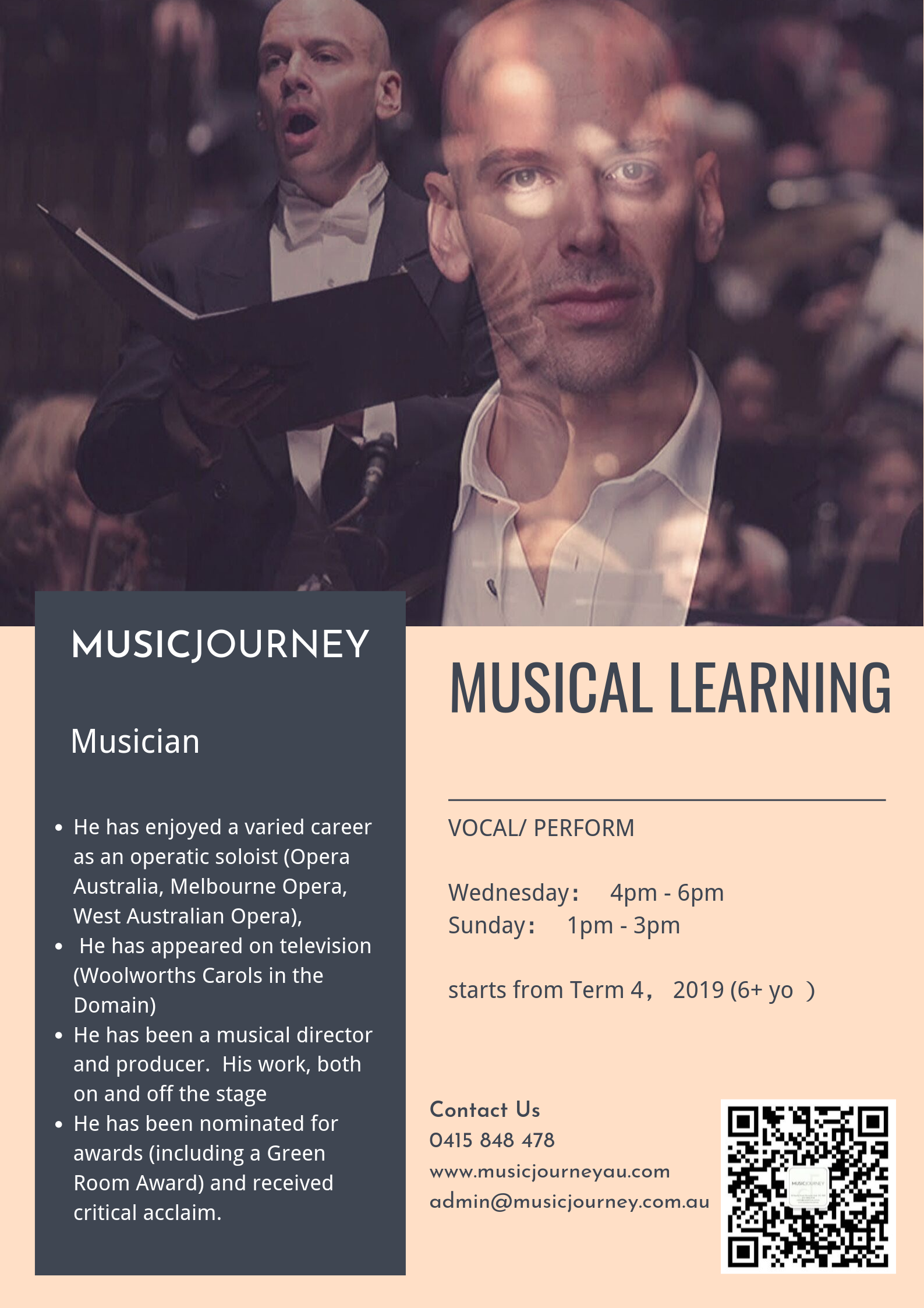 Learning Musical - The most professional musical course, bring you to the world of Musical