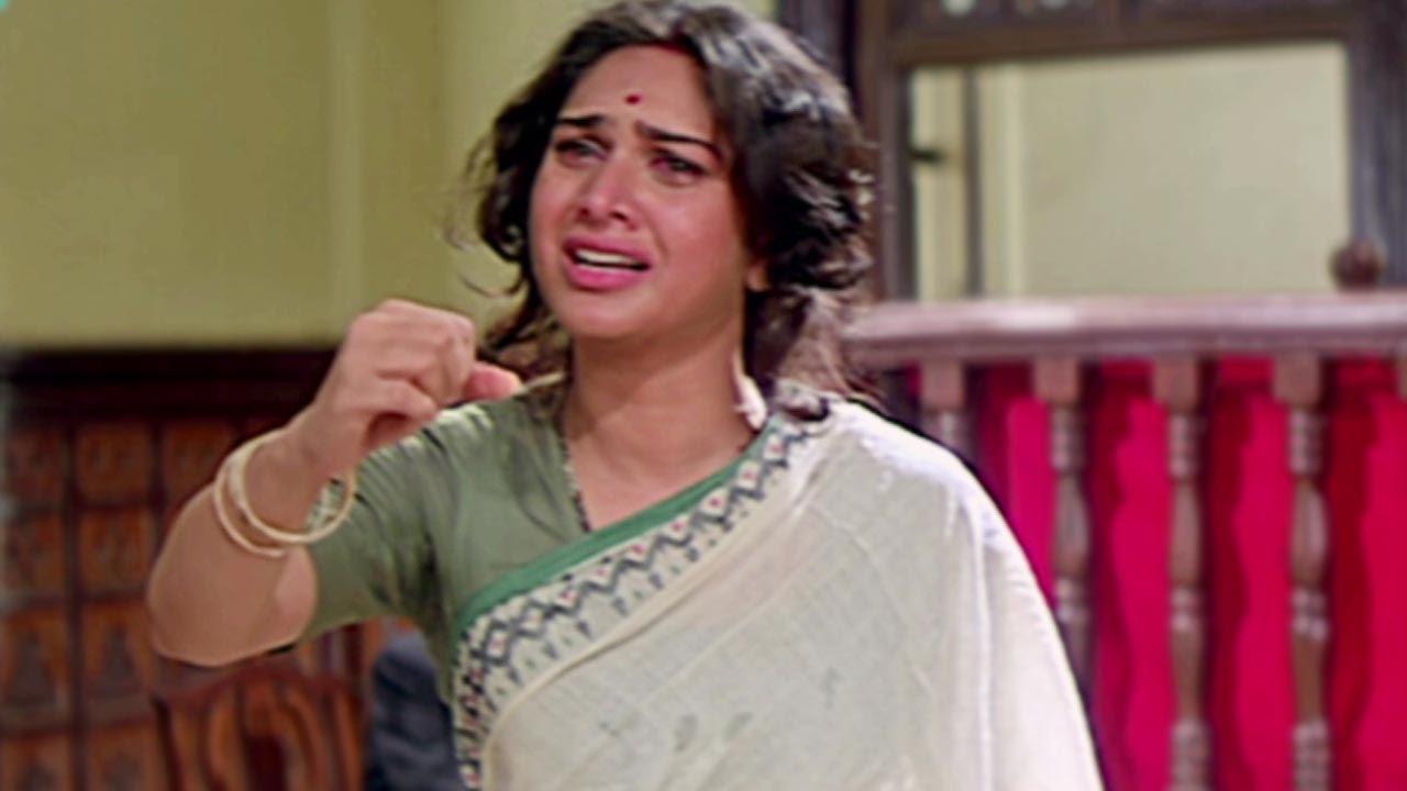A still from the Hindi movie, Damini