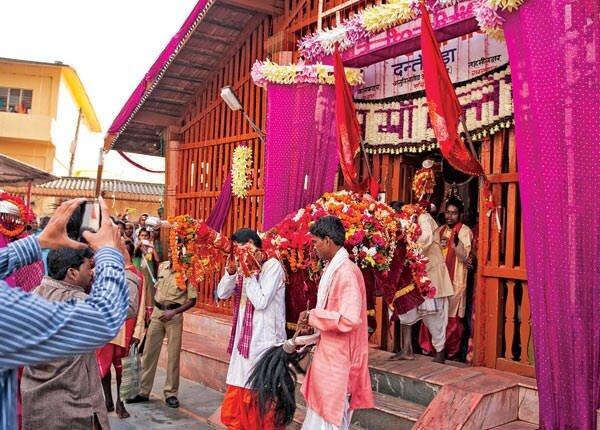 Ma Danteshwari Temple in Dantewada, Chhatisgarh