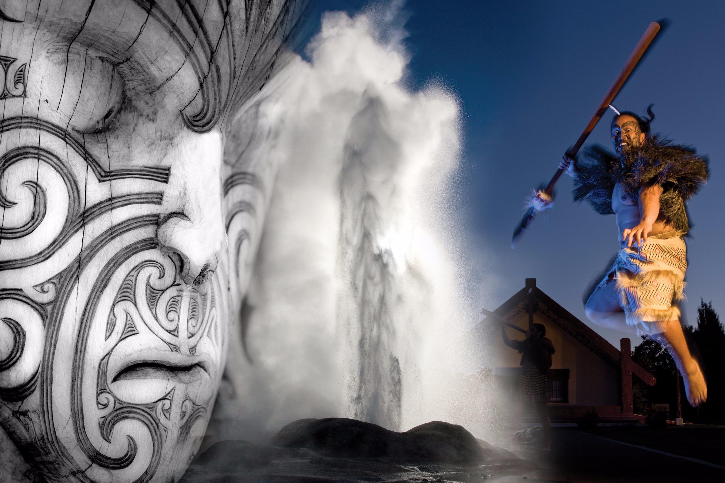 Te Puia Maori Culture Show