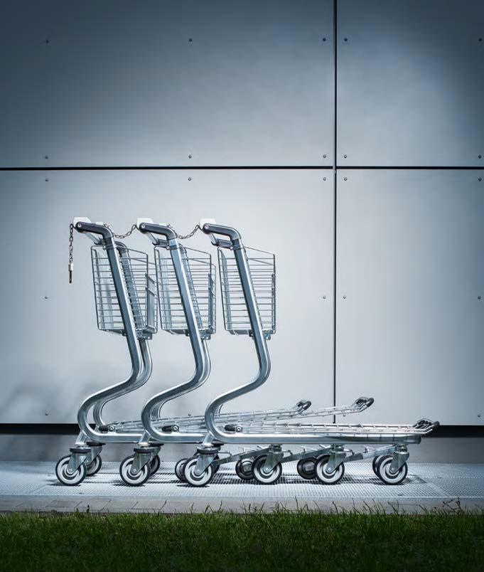 Stock Trolleys
