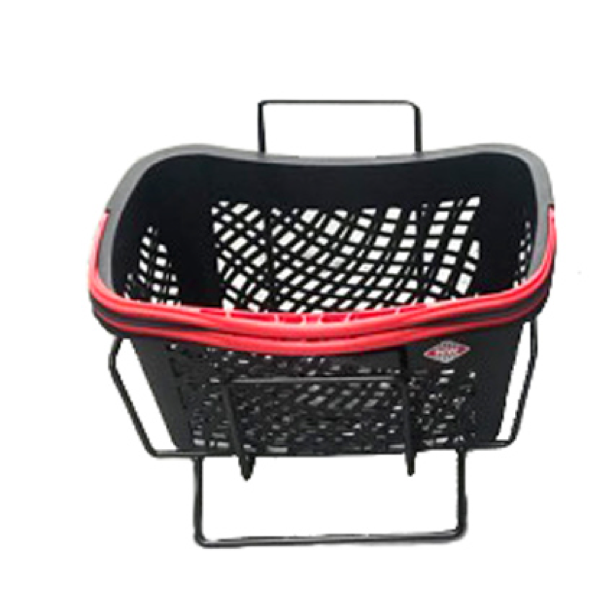 Static Hand Basket Stand