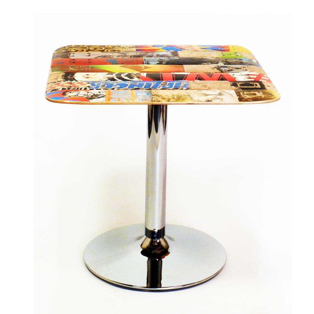 SkateCafe Tables
