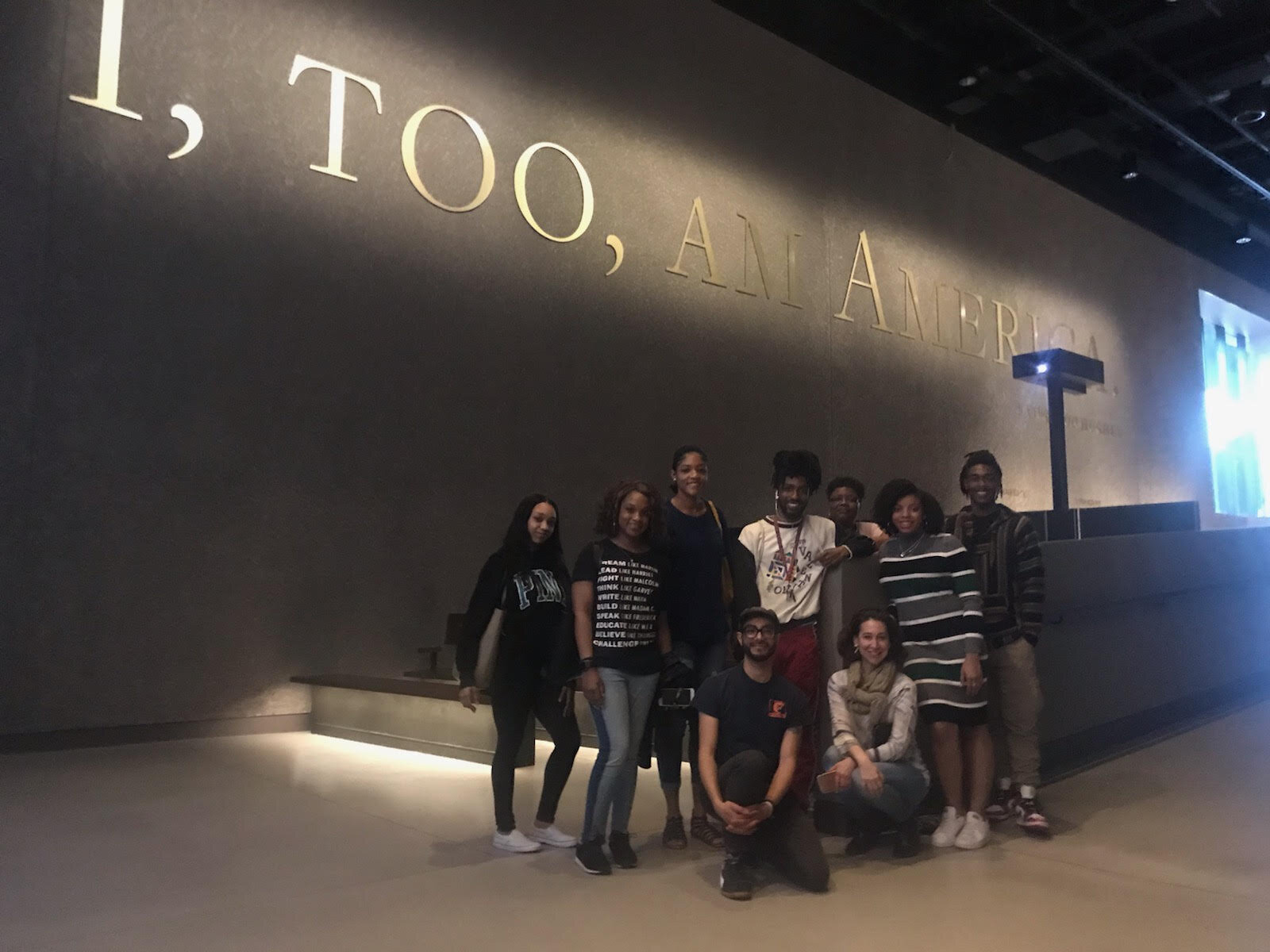 National Museum of African American History and Culture, Washington, D.C, Spring 2019