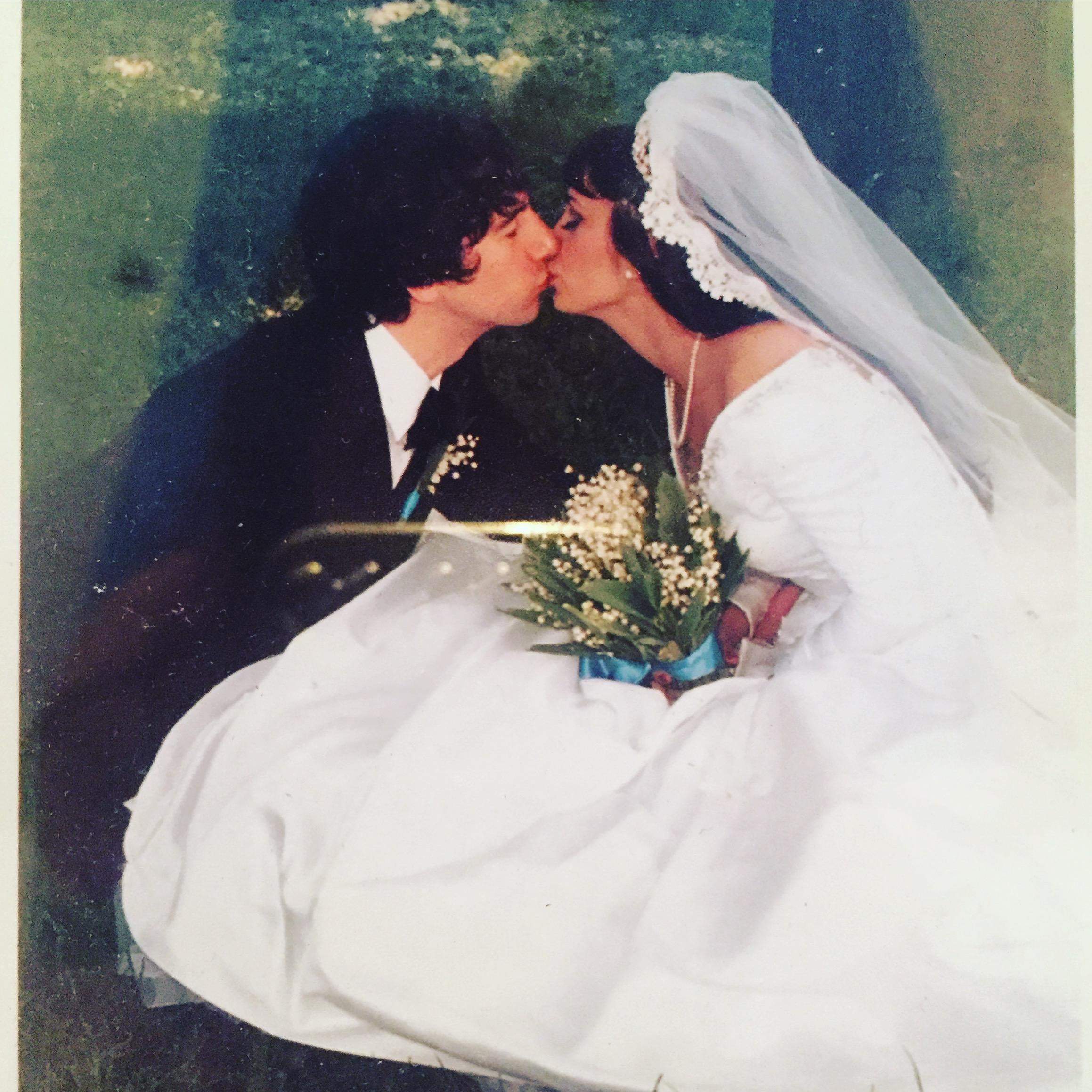 Wedding at Brooklyn Botanical Gardens - Memorial Day, 2006