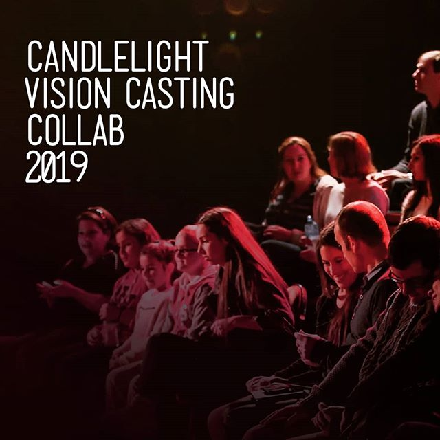 We're kicking off 2019 with a fresh vision for Candlelight, and we're inviting you to be a part of it. Join us for a Vision Casting Collab at our HQ in Feb.  Link in bio.  #performingarts #community #culture #collaborate #workshop #theatre #comedy