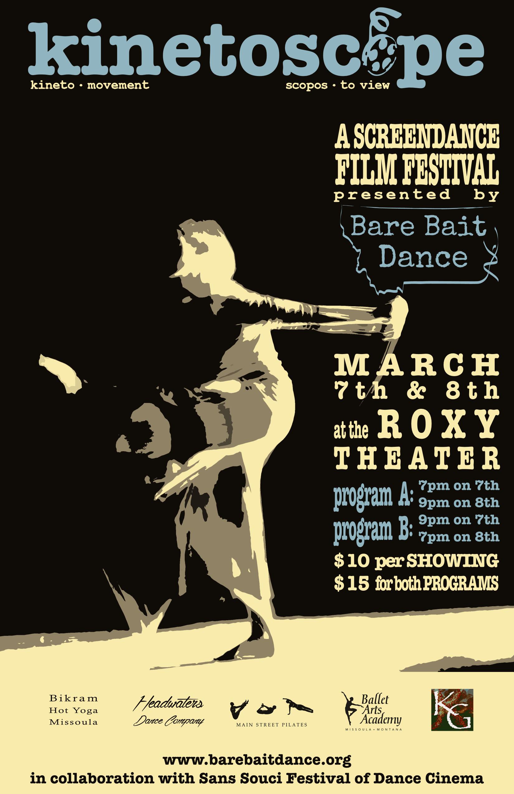 - Kinetoscope: 1 | festival poster