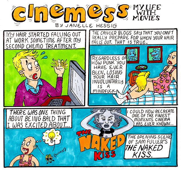 Cinemess: My Life at the Movies.