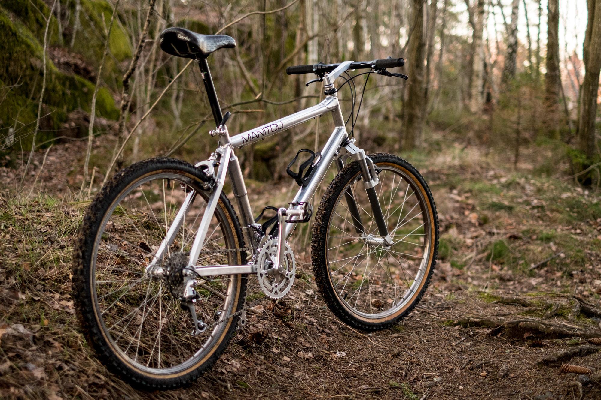 Bradbury Manitou - full bike