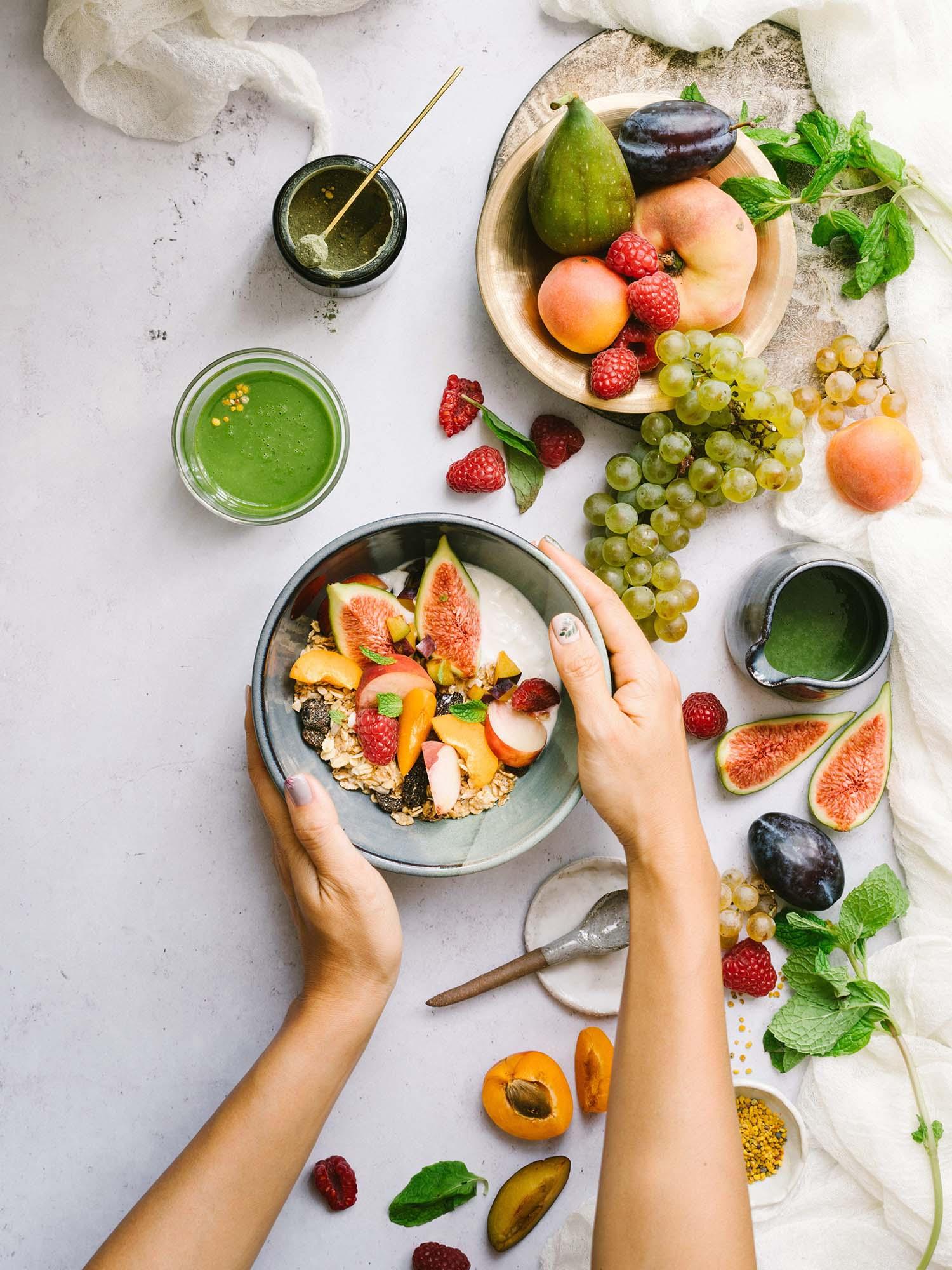 eat fruitfully -