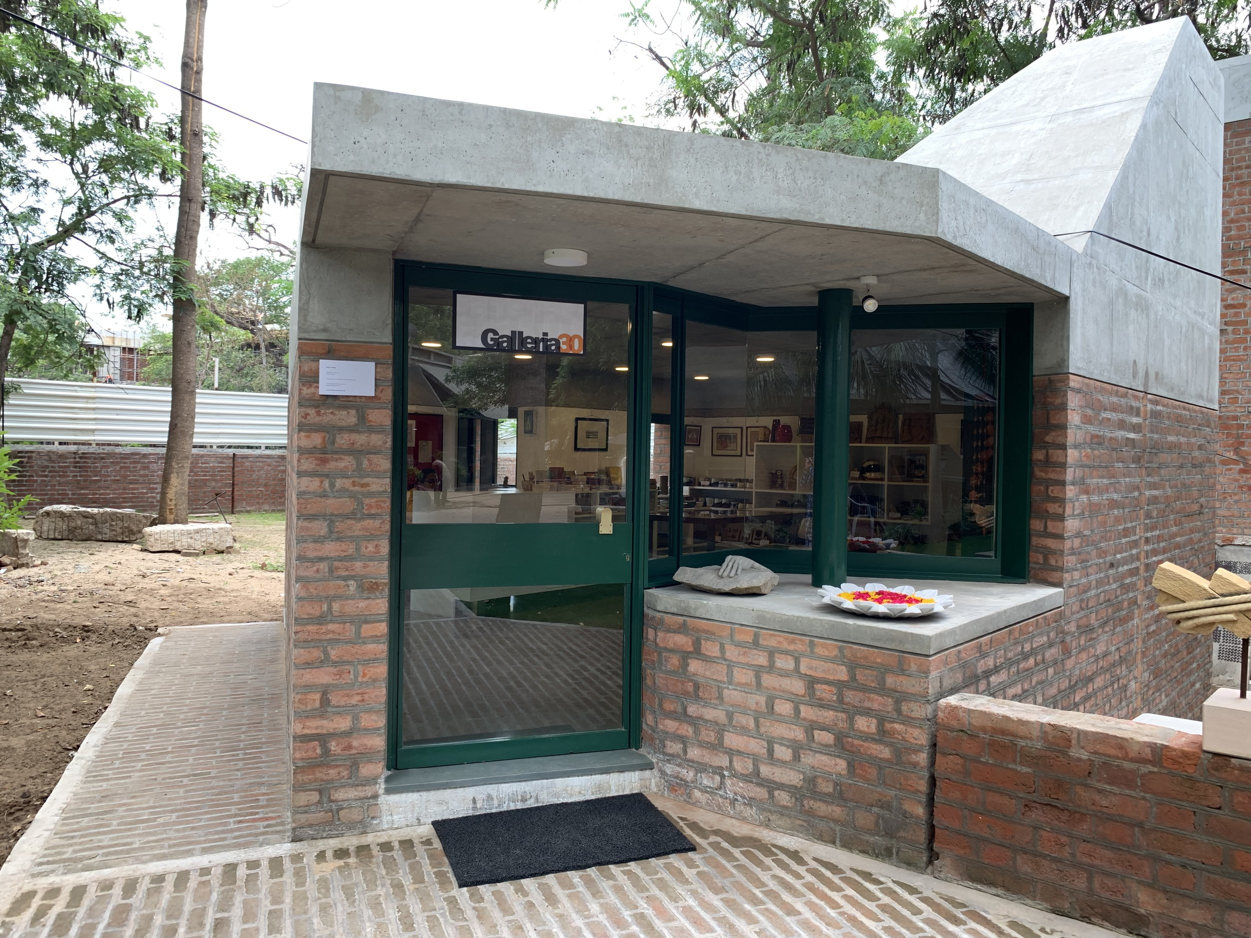 The art shop was opened in May 2014 and it has now shifted to its new location across the Kanoria Gallery for Arts. Galleria 30 aims to create a bridge between artists and buyers.  Find out more.