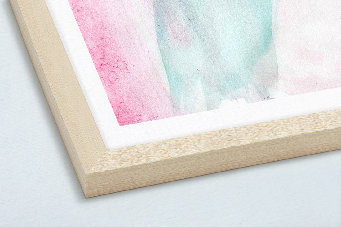PREMIUM ARCHIVAL FINE ART TEXTURED PAPER - Printed in Sydney, our premium fine art paper gives your LiTTLE WORLD artwork a traditional textured look.