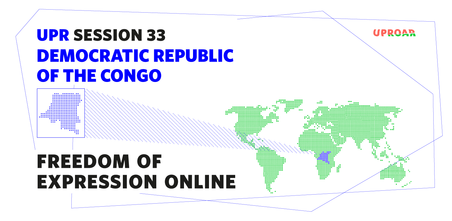 The Democratic Republic of the Congo, 7 May 2019  The media environment in the DRC is subject to intense government censorship and surveillance. Journalists are frequently targeted with threats, physical attacks and arbitrary arrest.