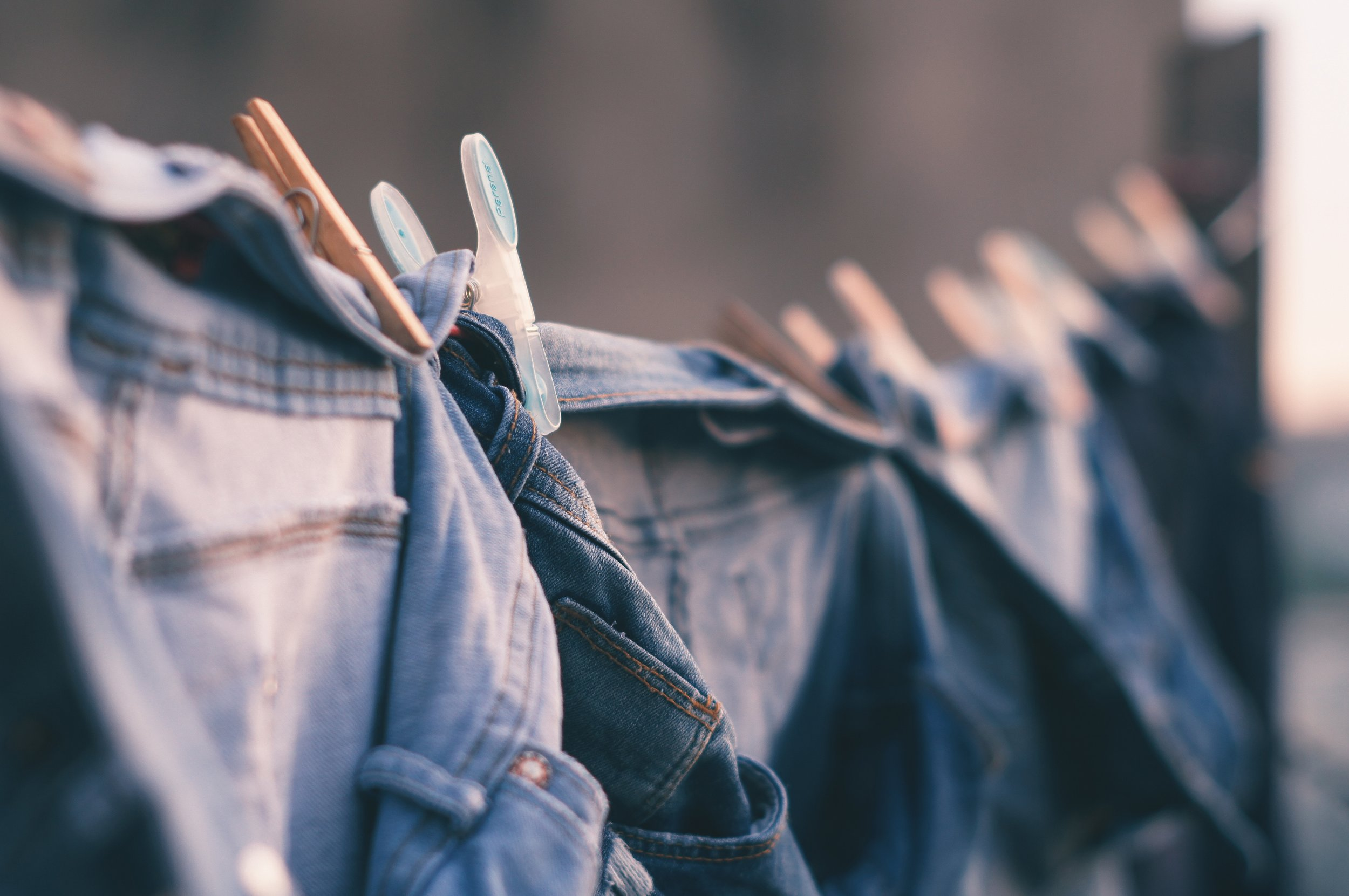 Jean clothes