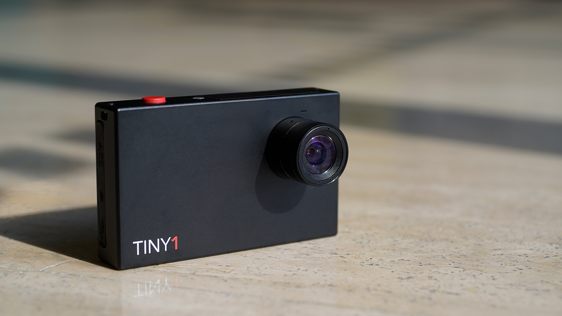TINY1 - The world's smallest astronomy camera2016