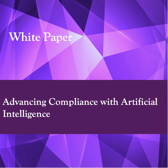Advancing Compliance with Artificial Intelligence