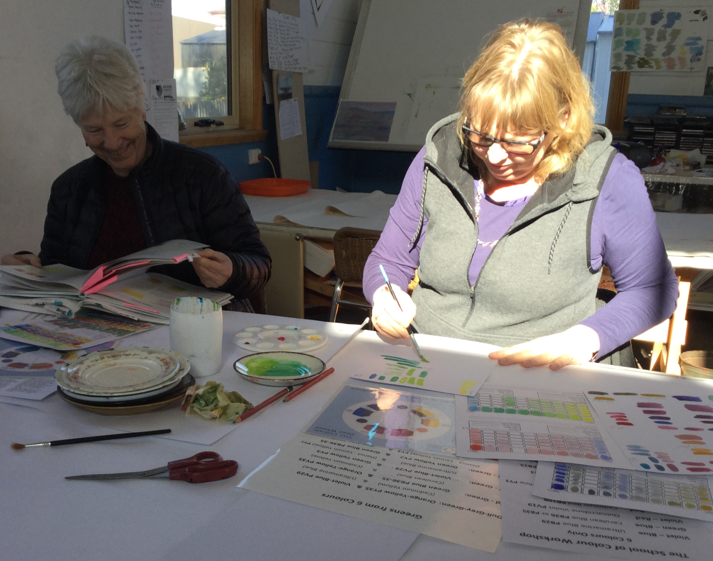 WORKSHOPS - Are held regularly. Join our mailing list to find out more.