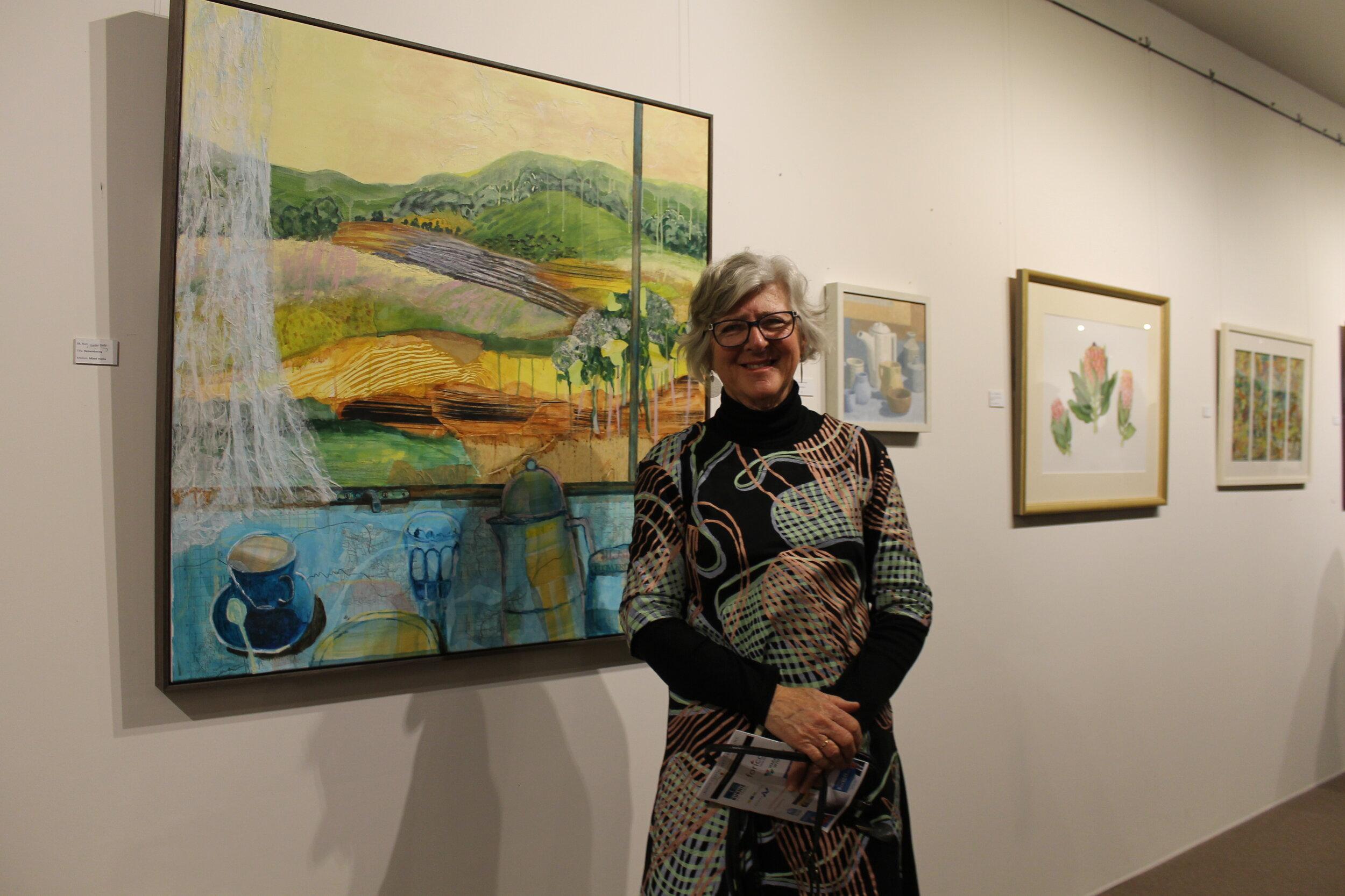 Waratah/Wynyard Council Award Sally Sadler Remembering