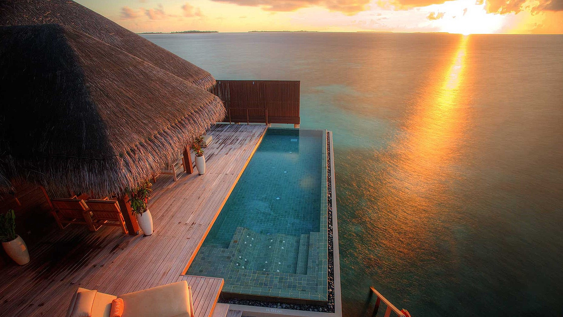 Where Luxury Blends with Nature -