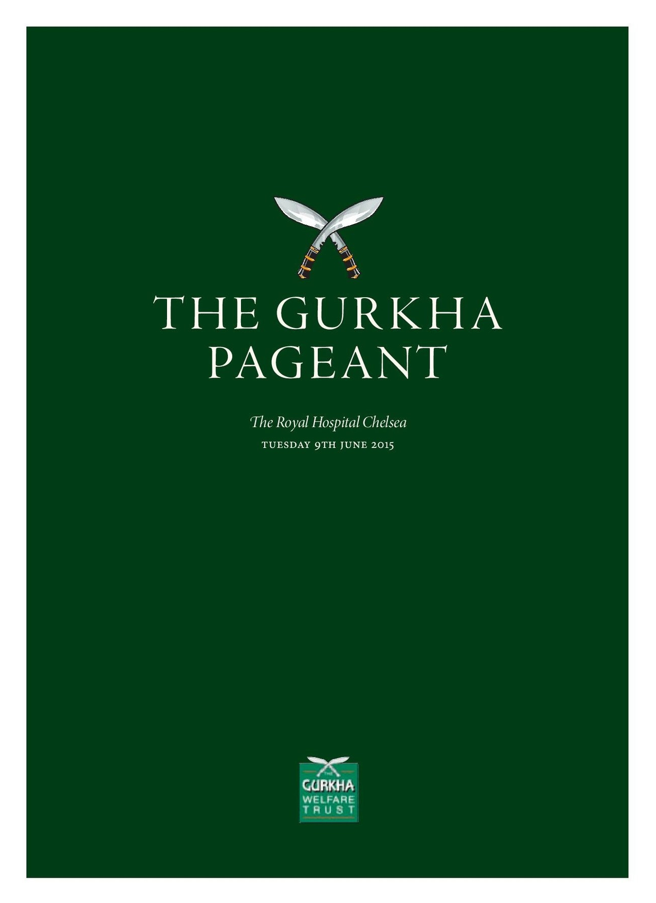 Gurkha 200 Pageant