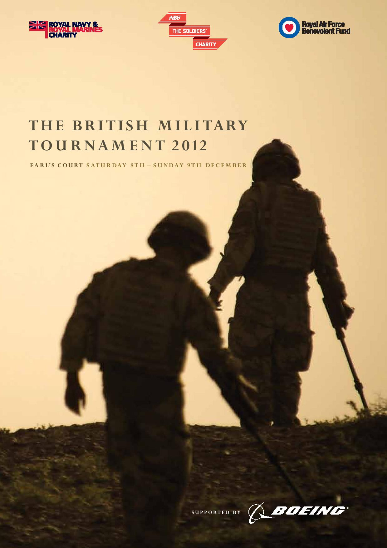 British Military Tournament 2012