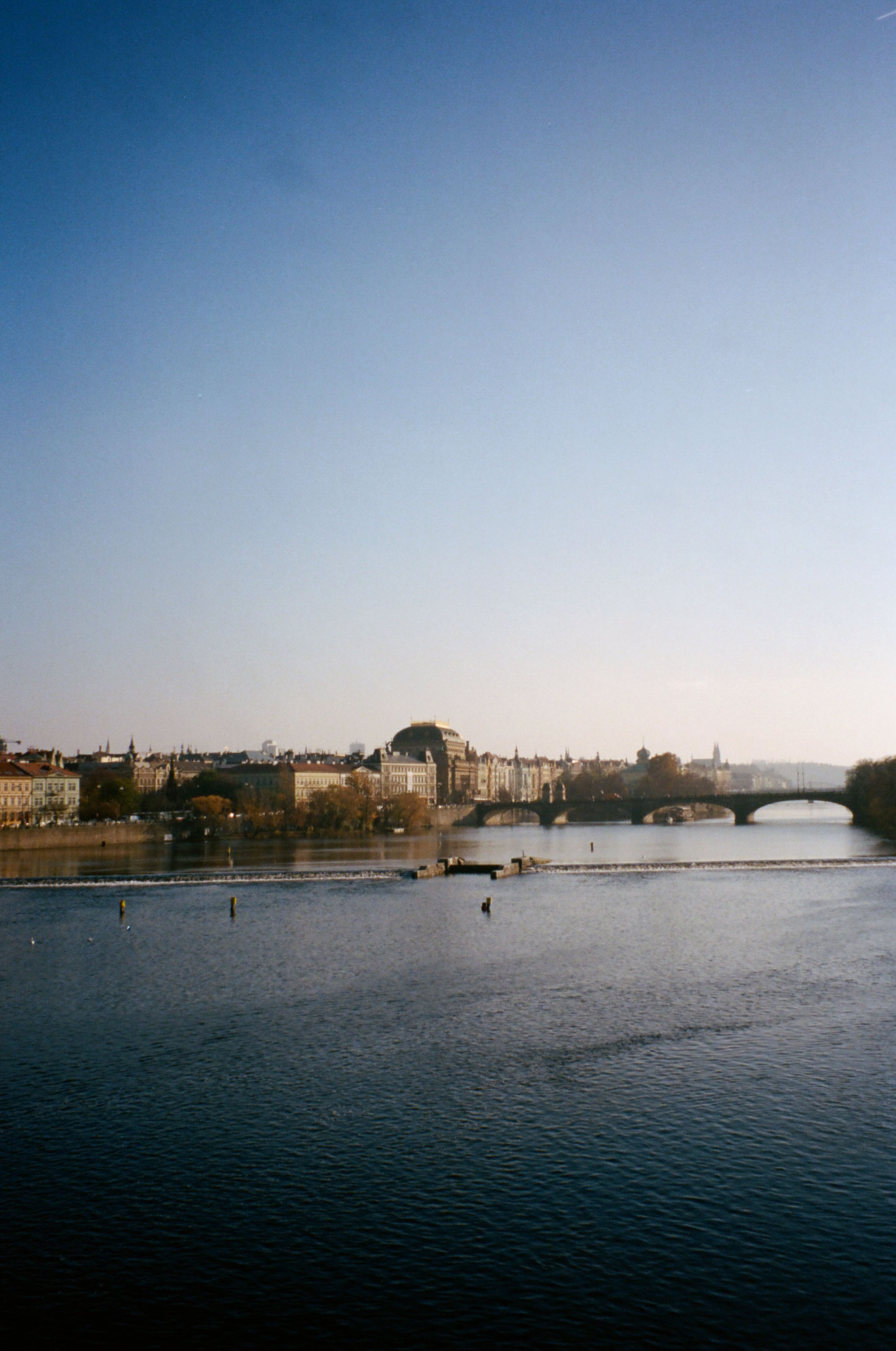 Stunning views while at Charles Bridge