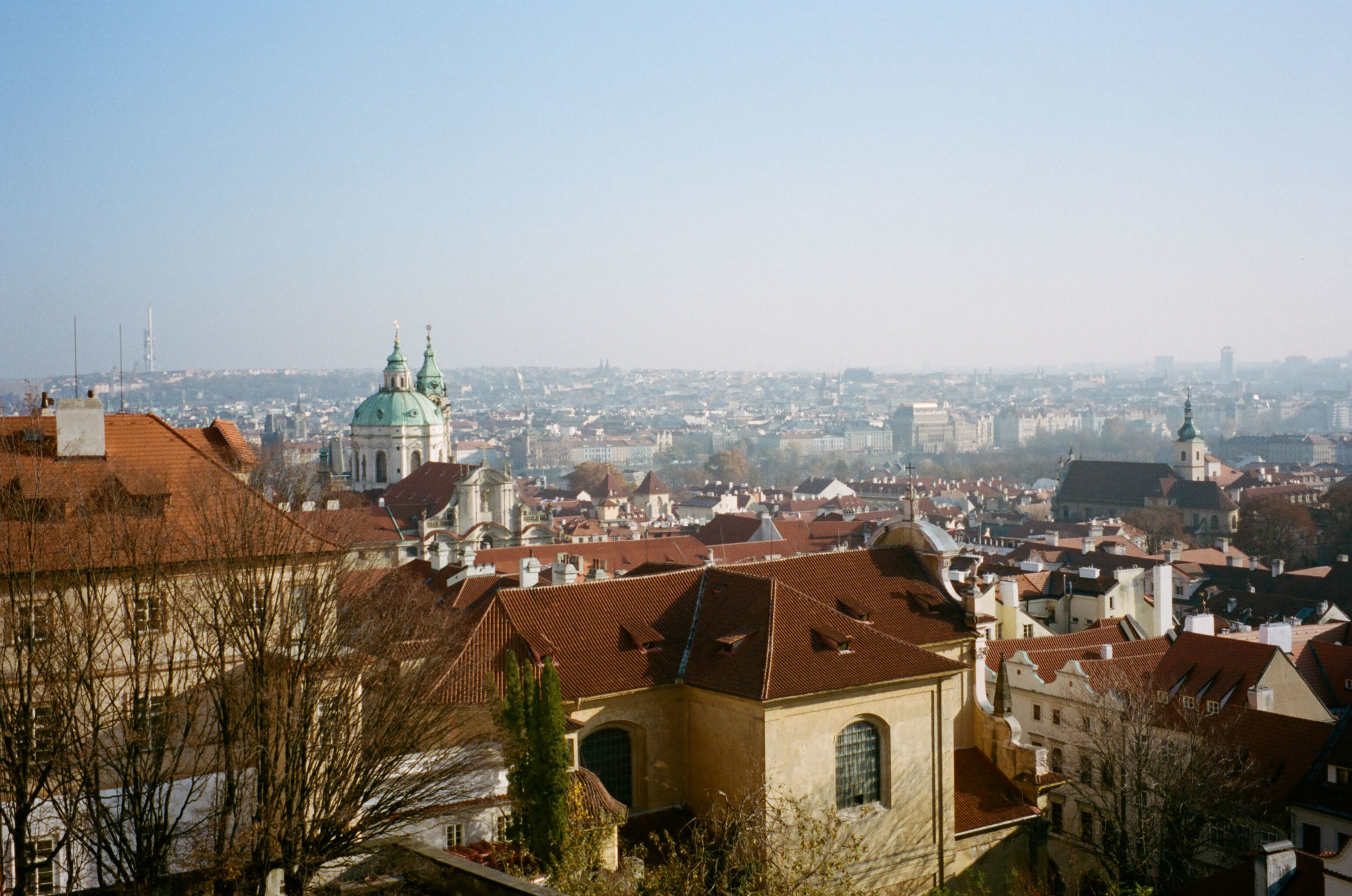 Views from Prague Castle