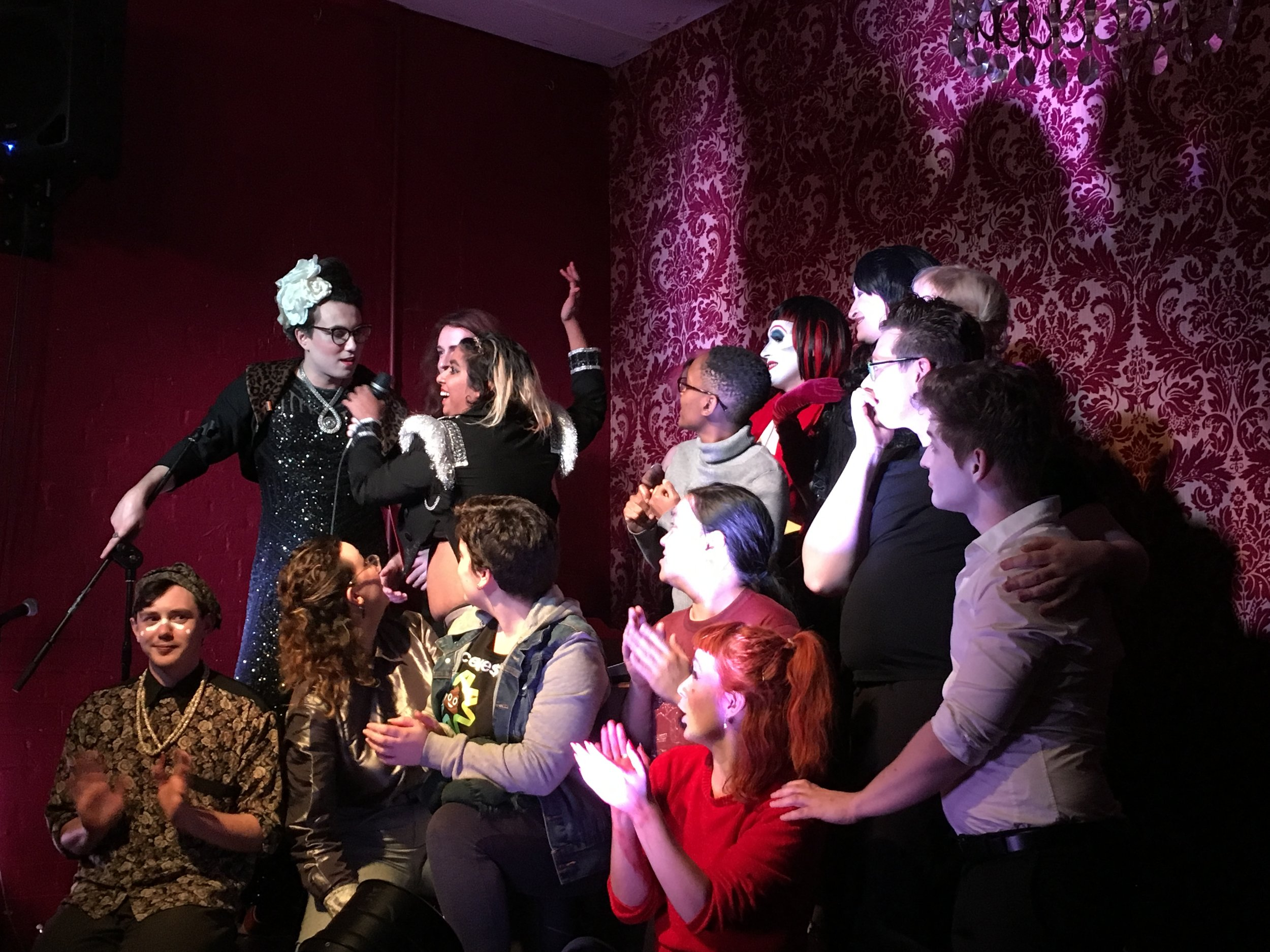 Curtain Call [Magic Happens Fundraiser at Hares and Hyenas 2018] by Theodore Murray