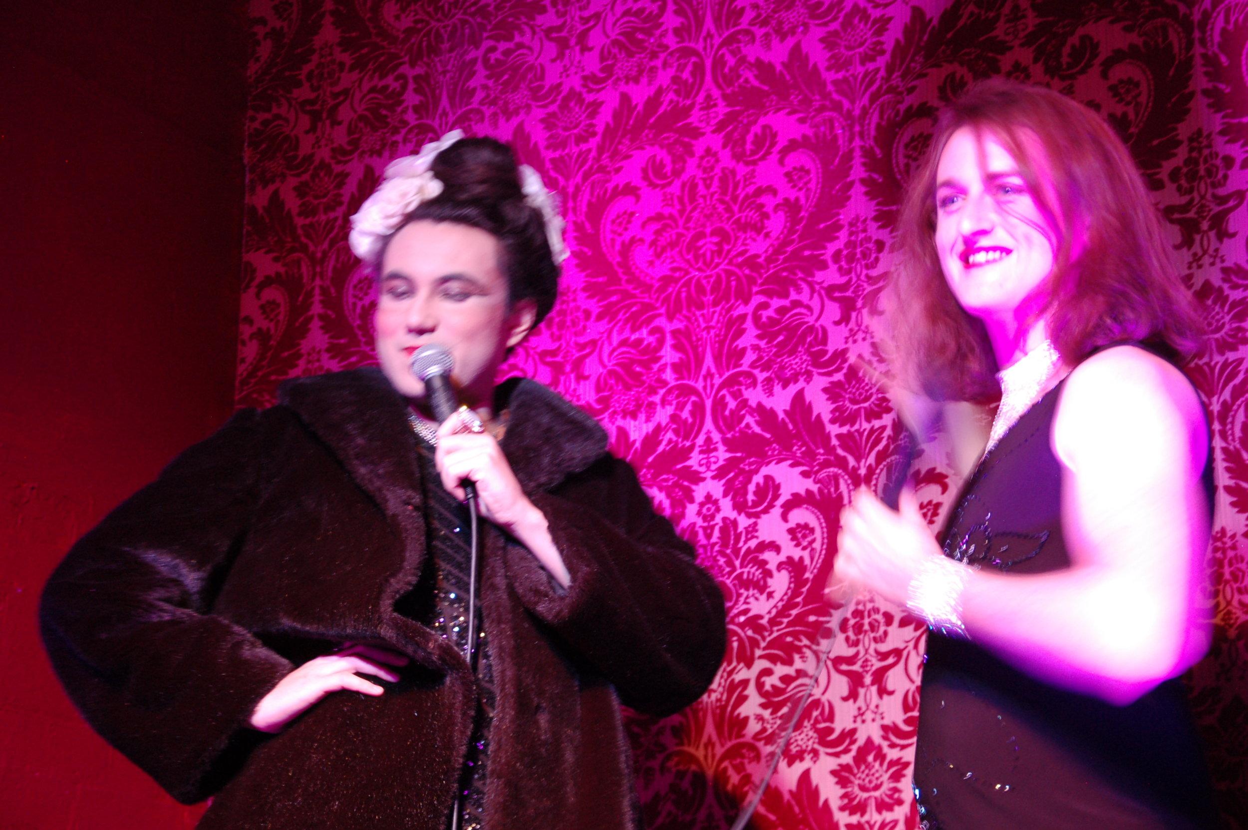 Mama Alto & Mx Munro [Magic Happens Fundraiser] by Theodore Murray