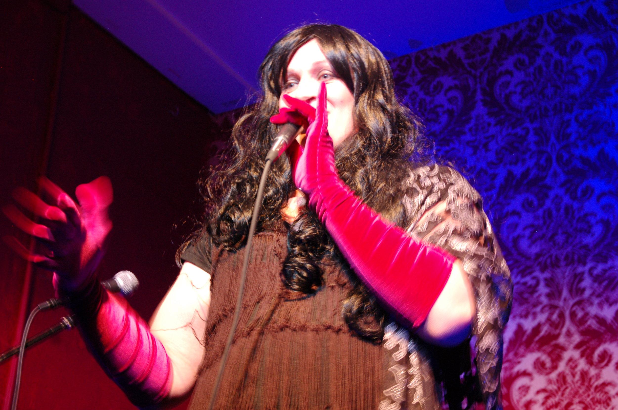 Nikki Spunde [Magic Happens Fundraiser] by Theodore Murray