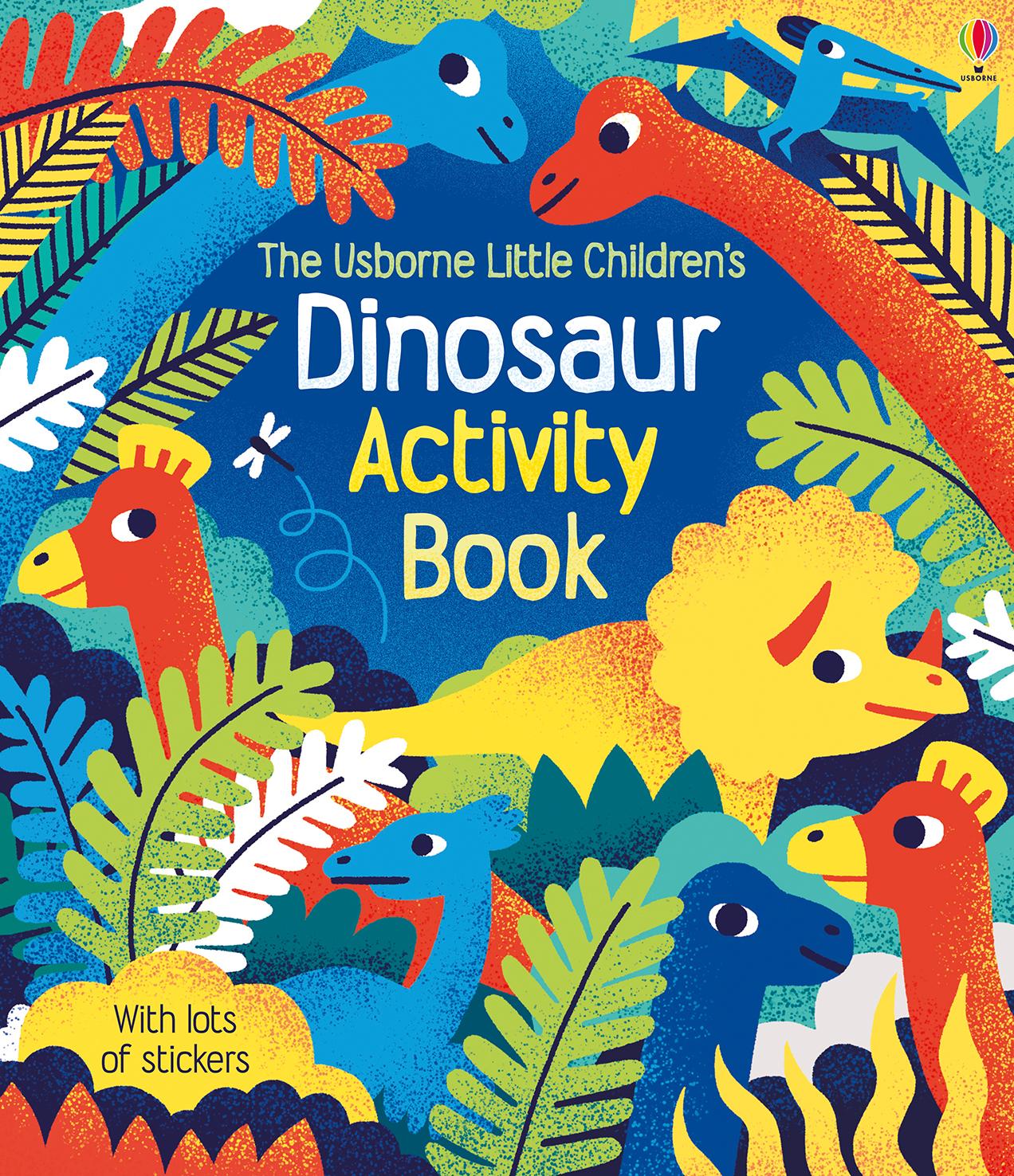 Little children's DINOSAUR activity book cover.jpg
