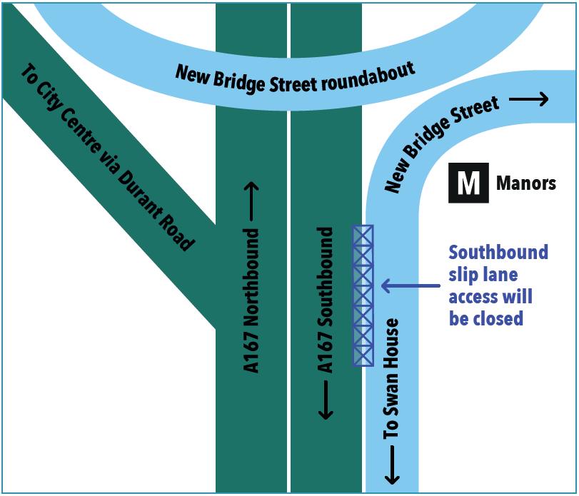 Consultation 2_New Bridge Street slip road map.png
