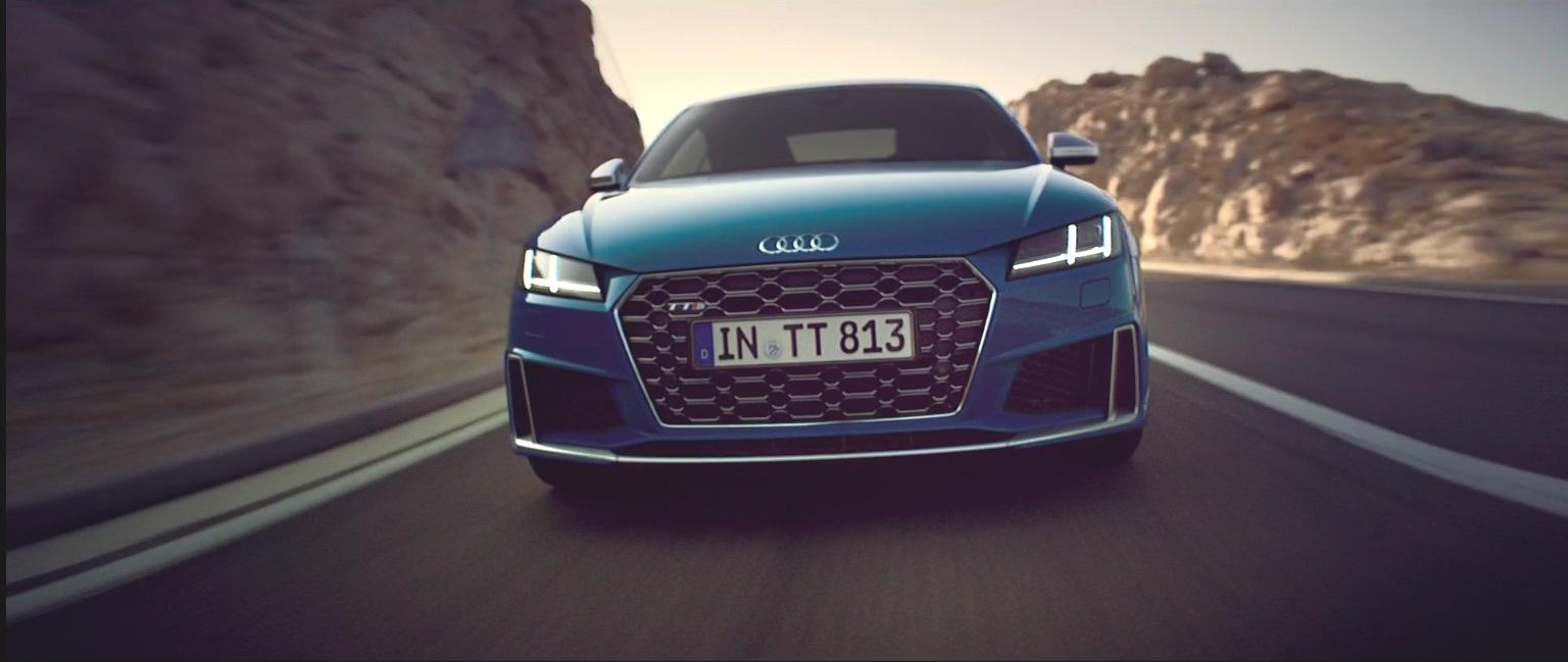 Audi - 20 Years of Mischief