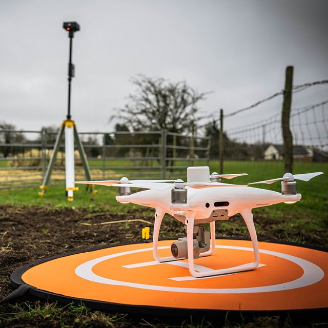Drone Surveying with DJI Phantom 4 RTK in the UK https://blog.digitalsoldiers.co.uk/blog/drone-surveying-with-dji-phantom-4-rtk-in-the-uk