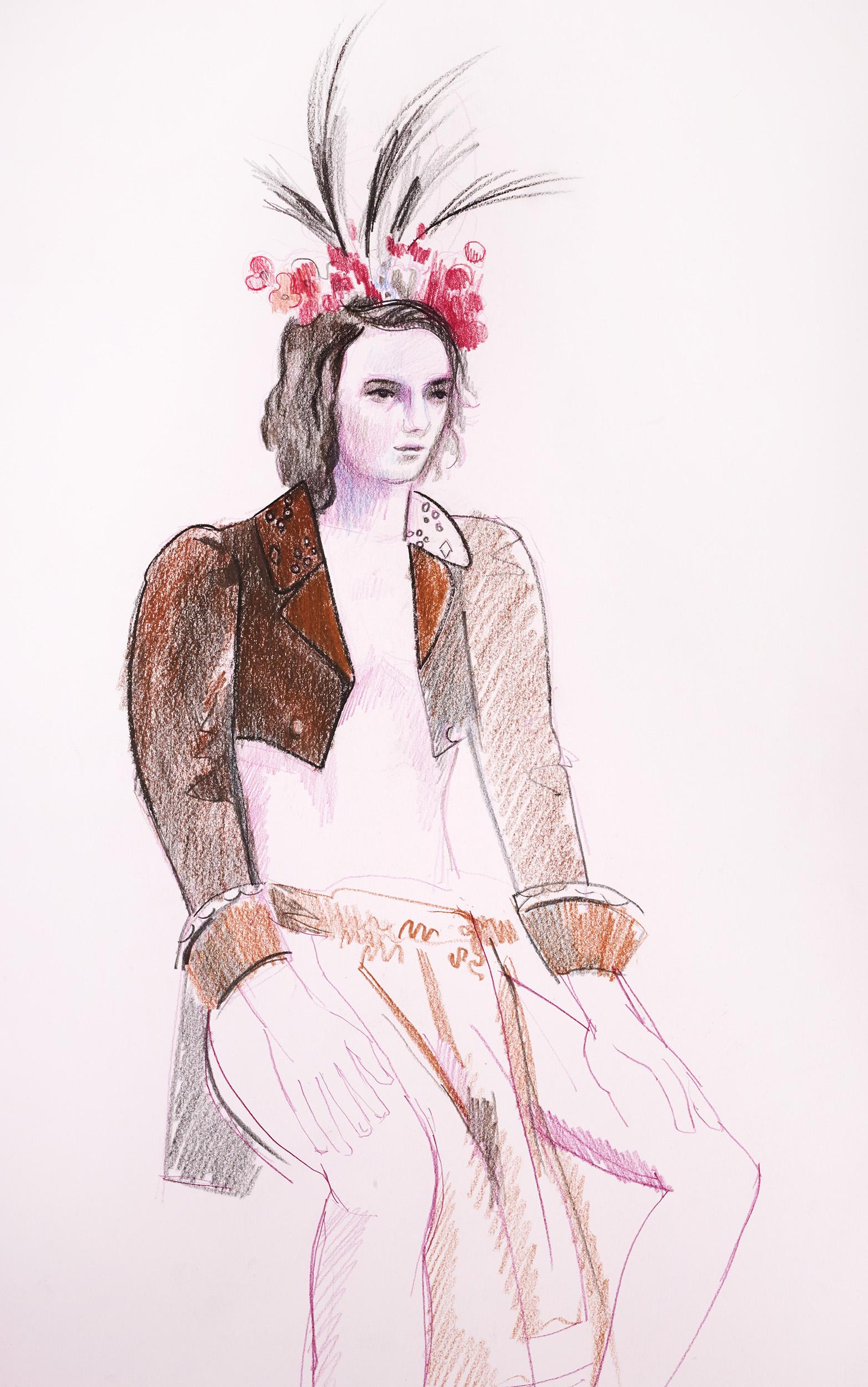 Costume Drawing