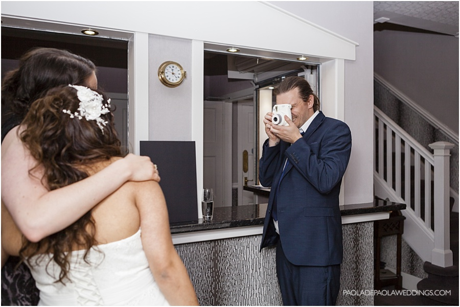 Wedding photography by Paola De Paola