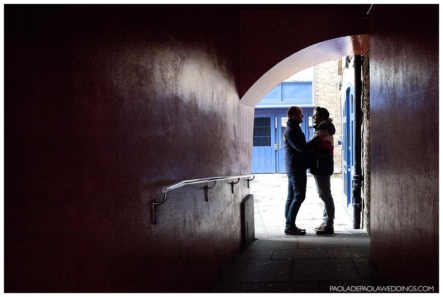 Civil Partnership Engagement
