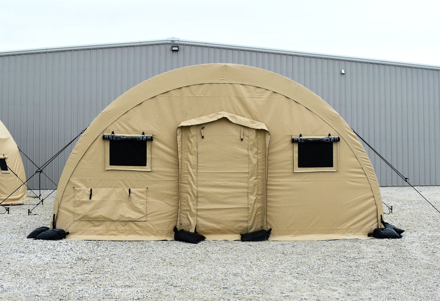 Small Shelter Exterior Front 2.JPG