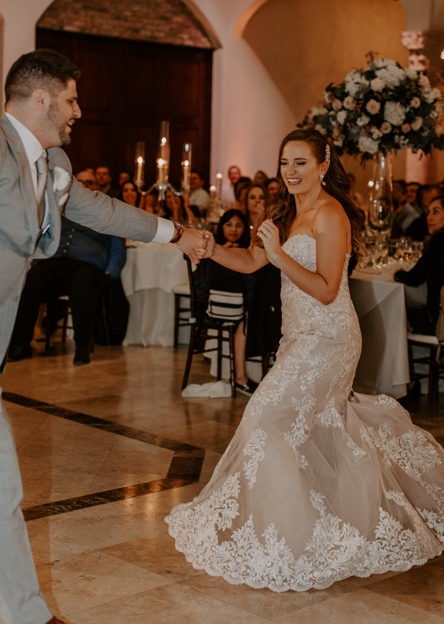Catholic Houston Texas Flare Wedding Bell Tower-8711.jpg