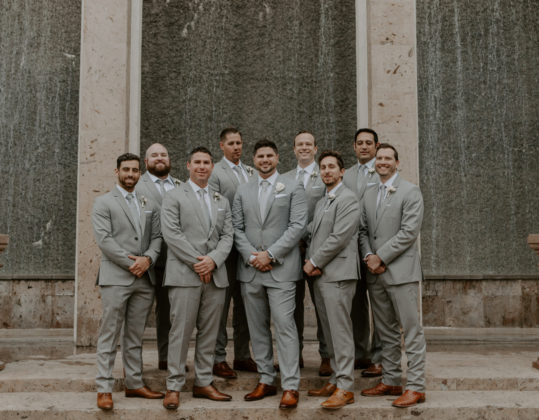 Catholic Houston Texas Flare Wedding Bell Tower-8407.jpg