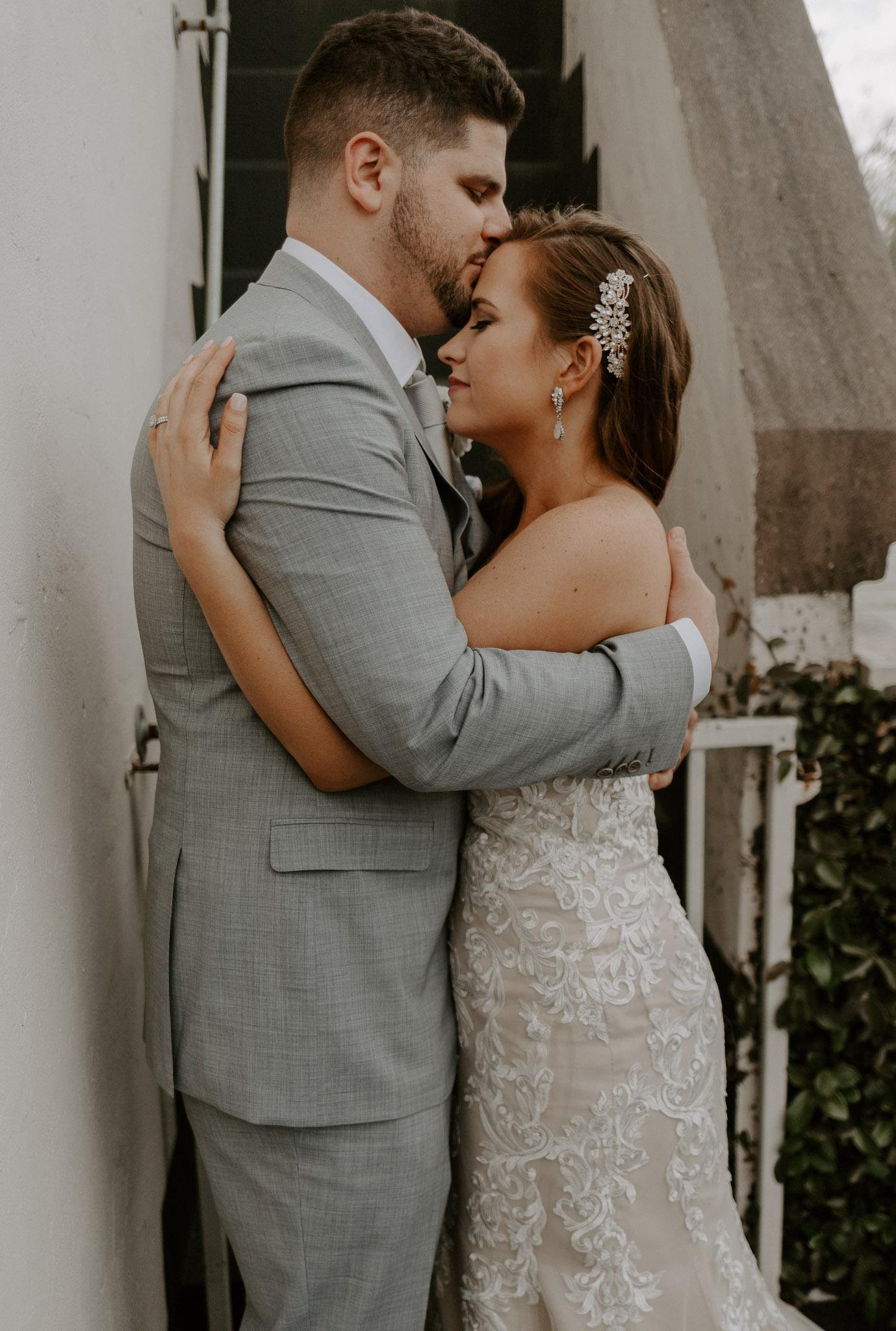 Catholic Houston Texas Flare Wedding Bell Tower-8186.jpg