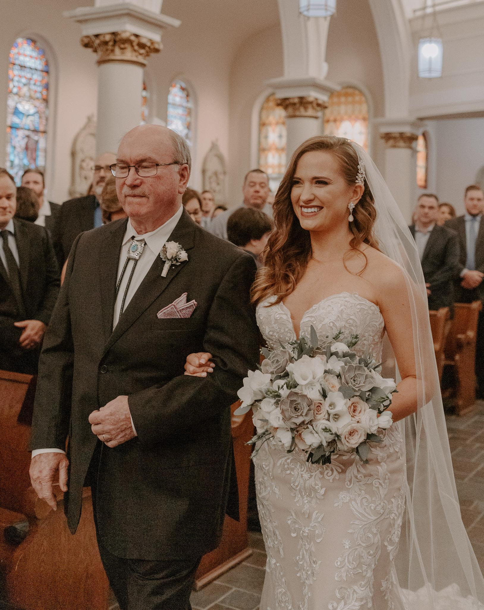 Catholic Houston Texas Flare Wedding Bell Tower-7659.jpg