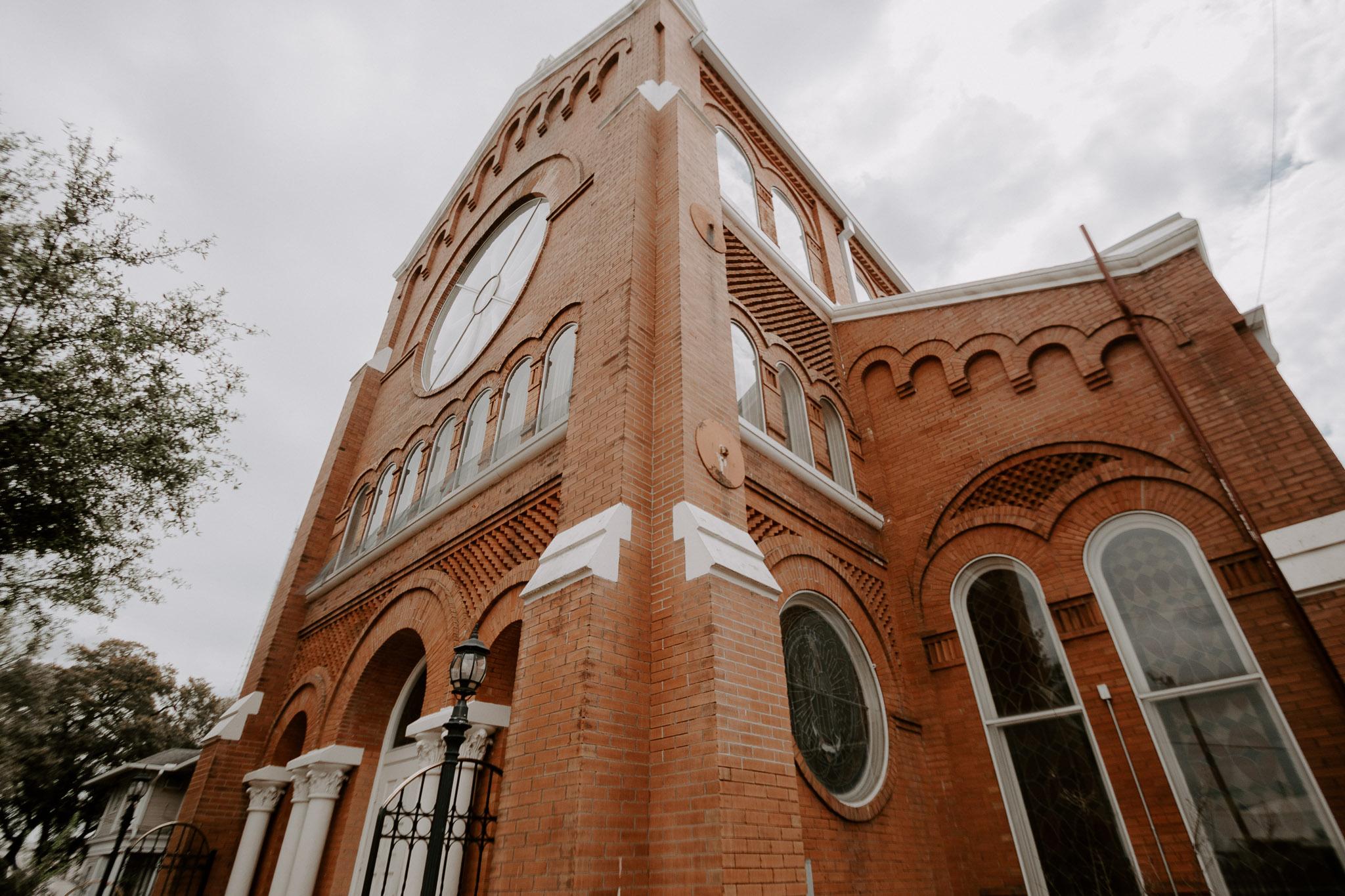 Catholic Houston Texas Flare Wedding Bell Tower-1480.jpg