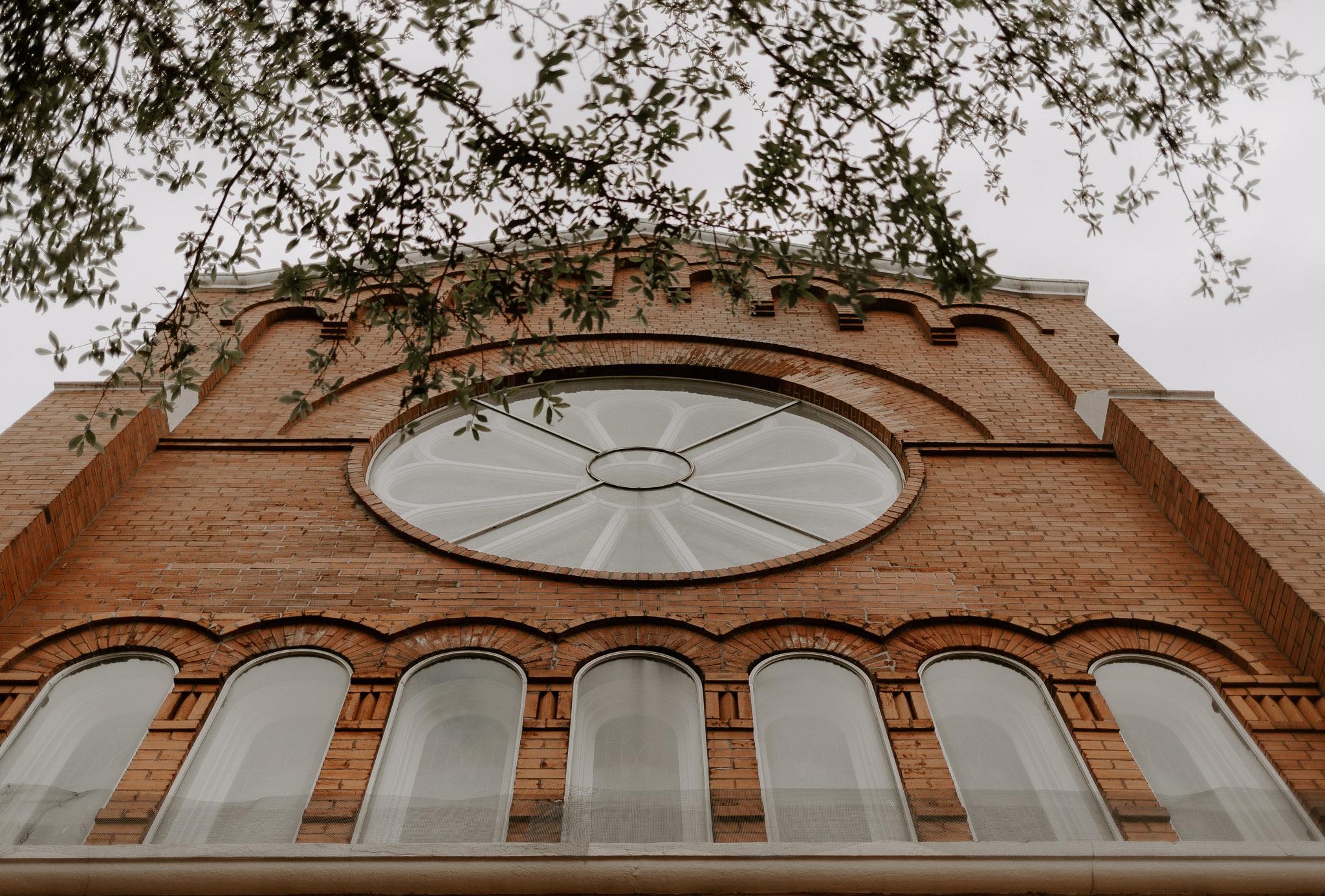 Catholic Houston Texas Flare Wedding Bell Tower-7516.jpg