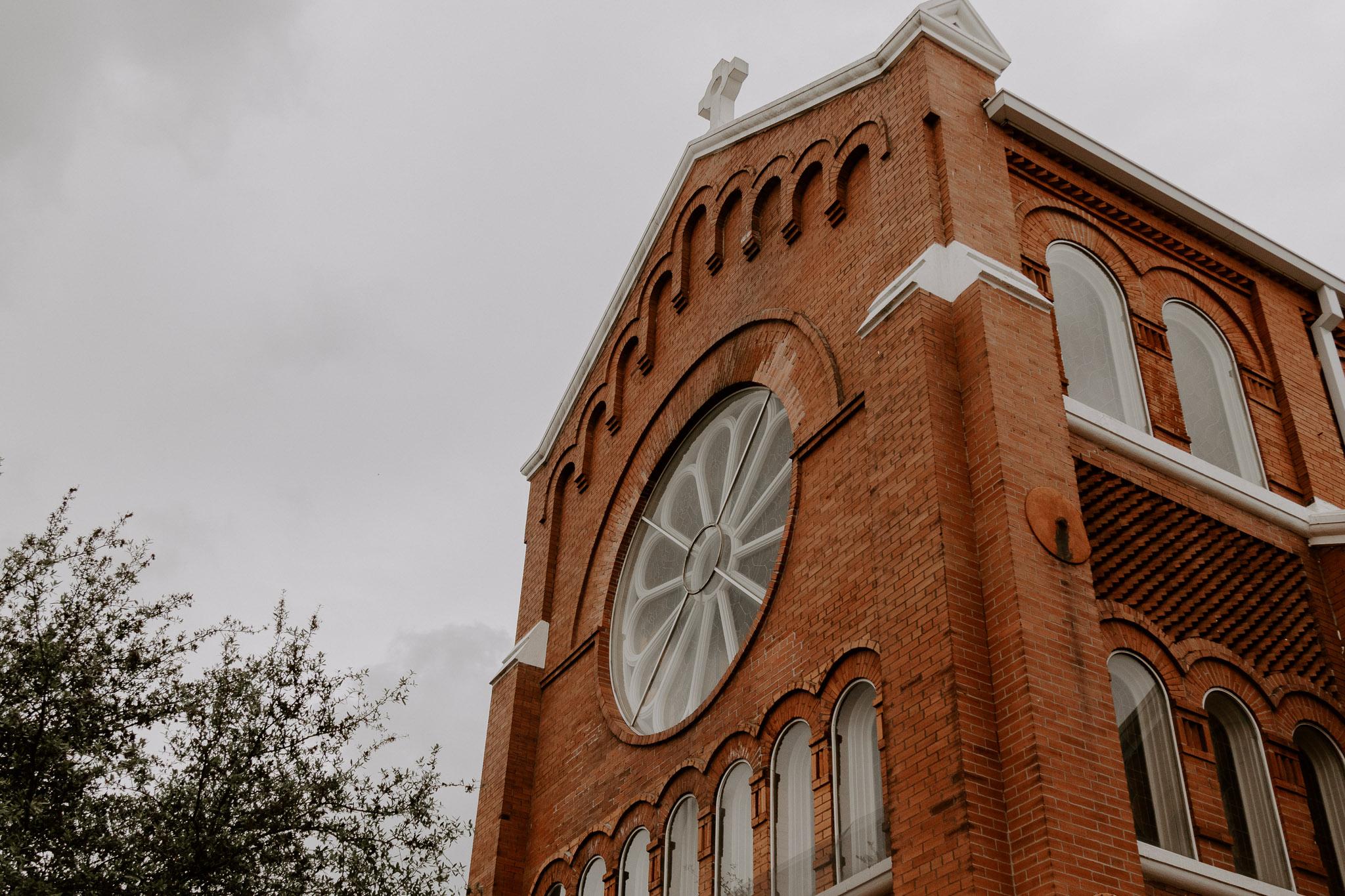 Catholic Houston Texas Flare Wedding Bell Tower-1269.jpg