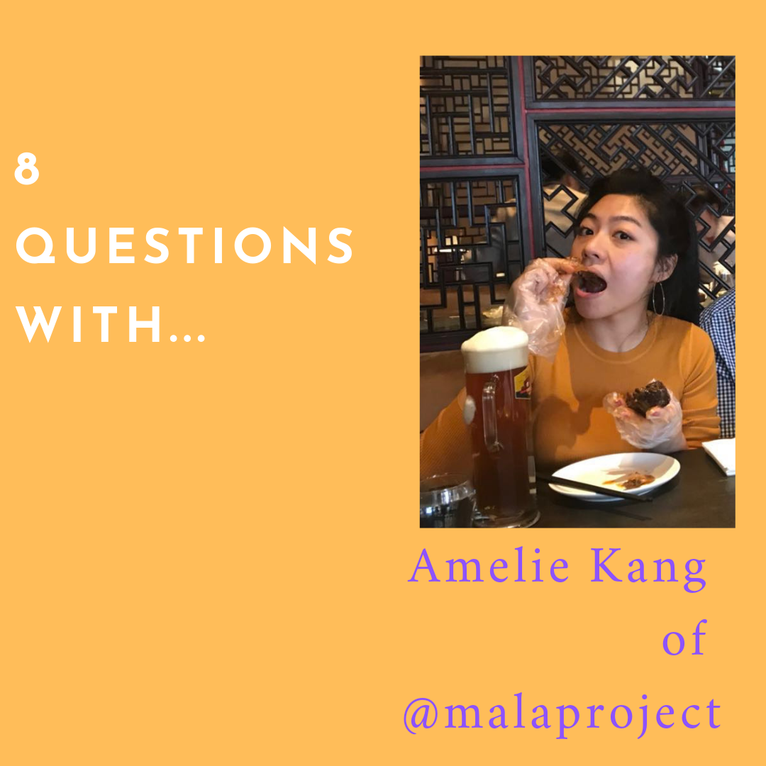 Amelie Kang , co-founder of  Mala Project