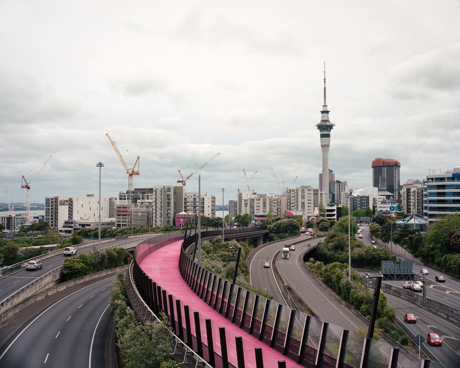 Nelson Street Cycleway, Auckland