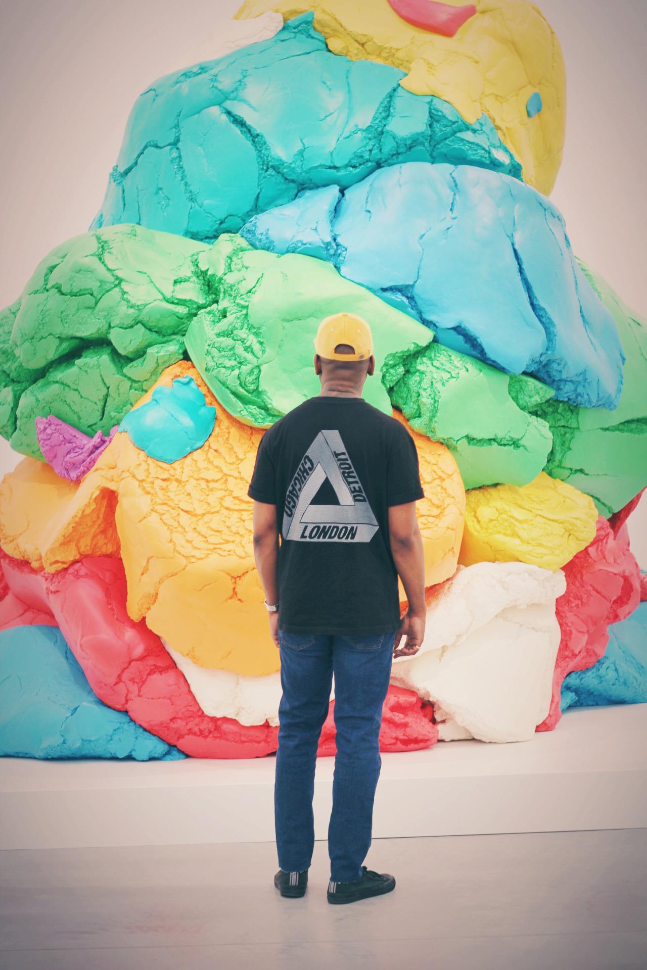 Me @ Newport St. Gallery (London) 2016