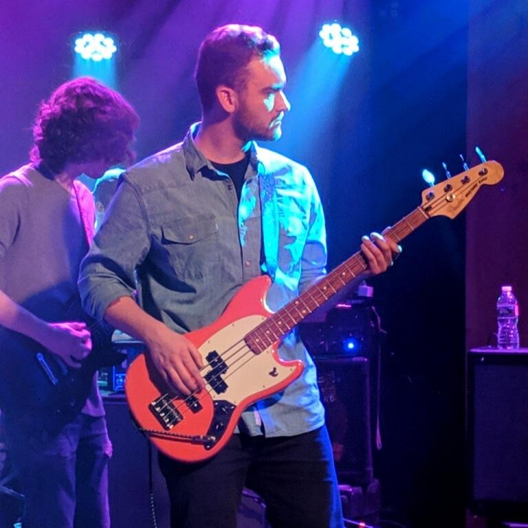 Pat Buono / Bass