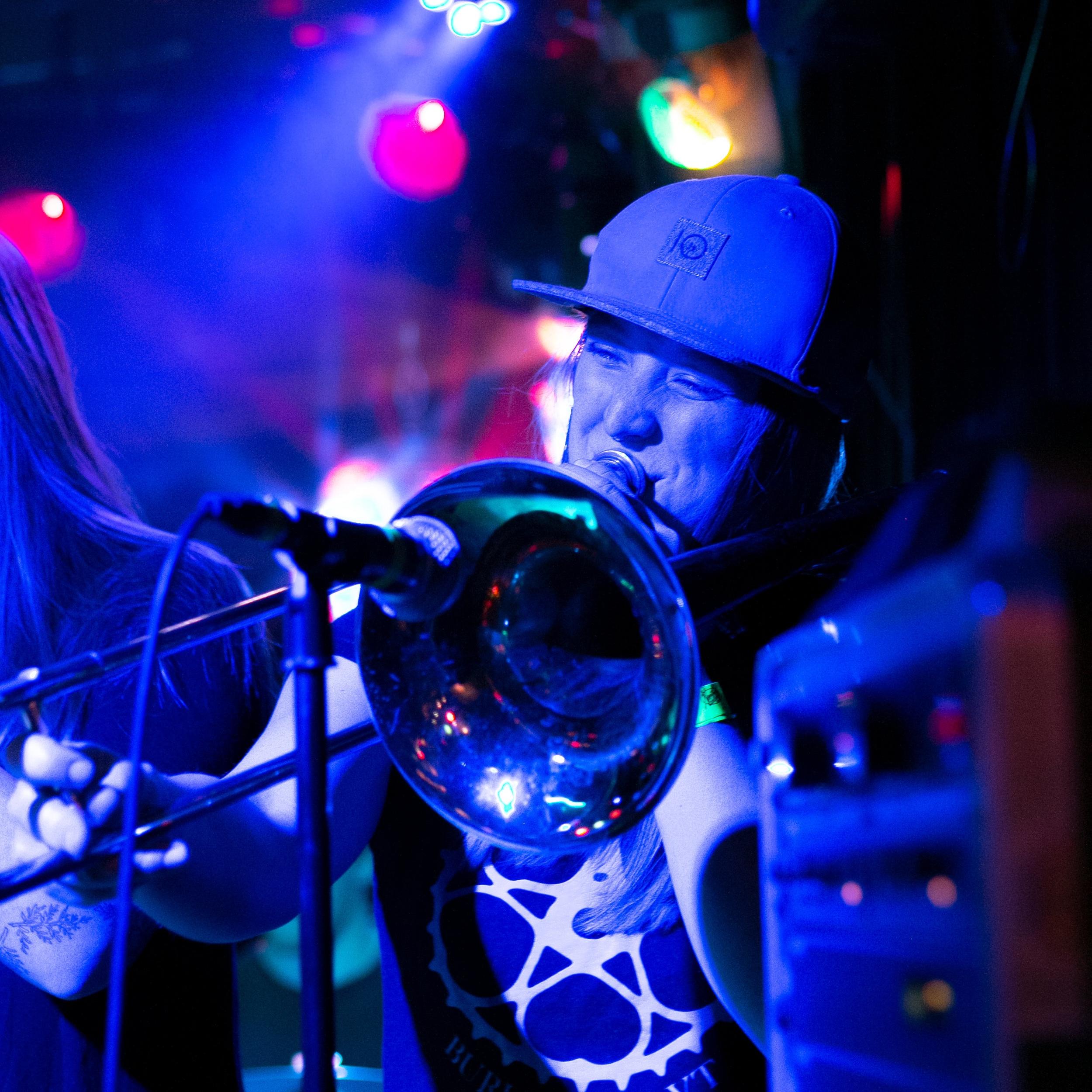 Deb Kraft / Trombone